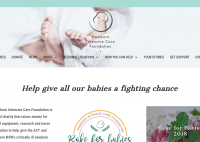 Newborn.org.au Website